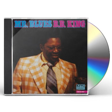 B.B. King MR BLUES CD
