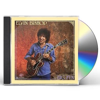 Elvin Bishop BIG FUN CD