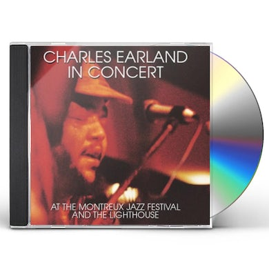 CHARLES EARLAND IN CONCERT CD