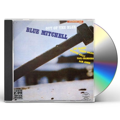 Blue Mitchell OUT OF THE BLUE CD