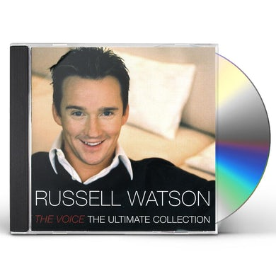Russell Watson VOICE: THE ULTIMATE COLLECTION CD