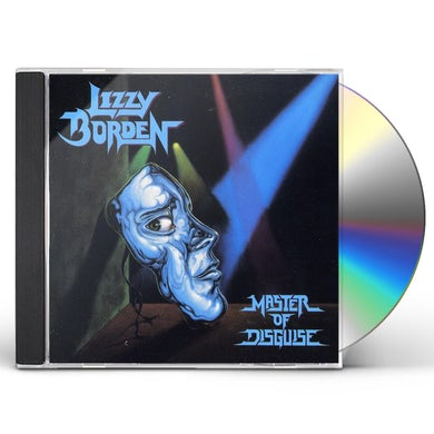 Lizzy Borden MASTER OF DISGUISE CD