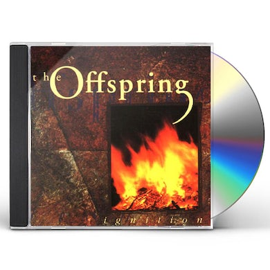 The Offspring IGNITION CD