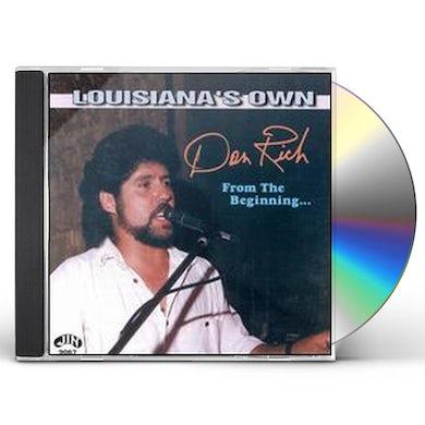 Don Rich LOUISIANA'S OWN CD