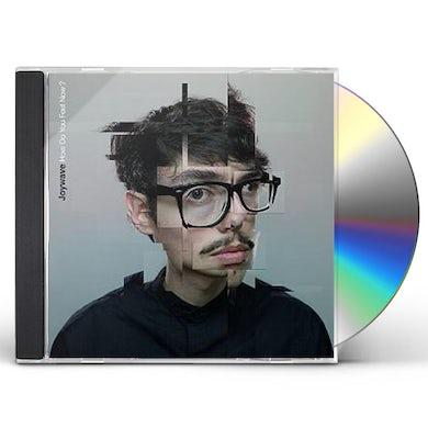 Joywave HOW DO YOU FEEL NOW CD