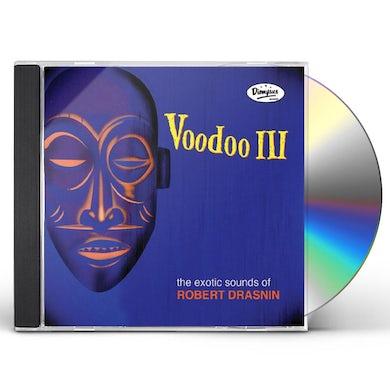 Robert Drasnin VOODOO III CD