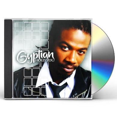 Gyptian HOLD YOU CD