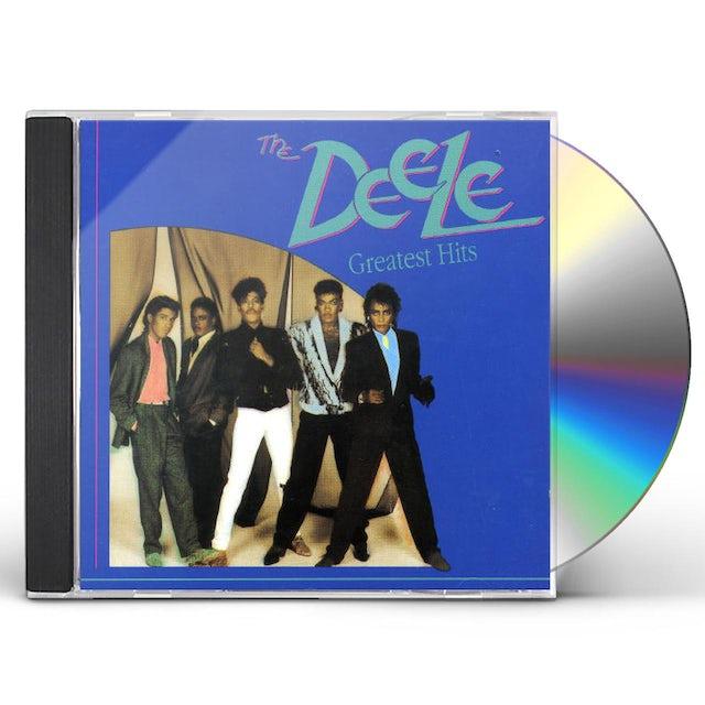 Deele GREATEST HITS CD