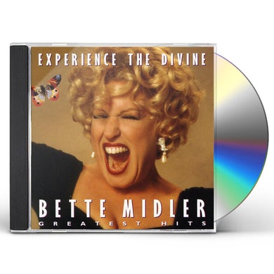 Bette Midler EXPERIENCE THE DIVINE: GREATEST HITS CD
