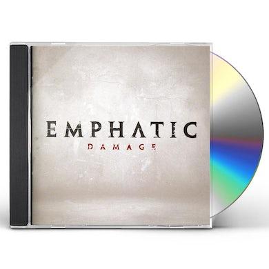 emphatic DAMAGE CD