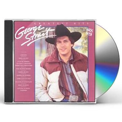George Strait GREATEST HITS CD