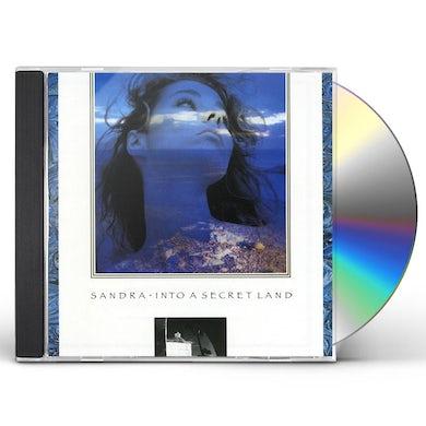 Sandra INTO A SECRET LAND CD