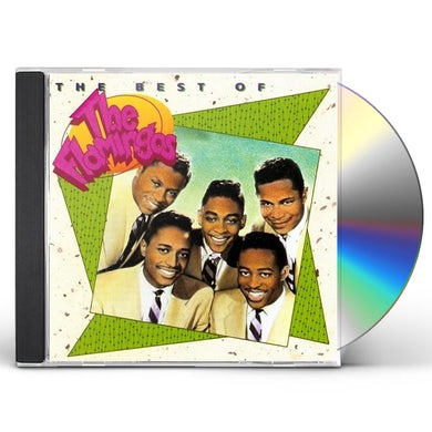 Flamingos BEST OF CD