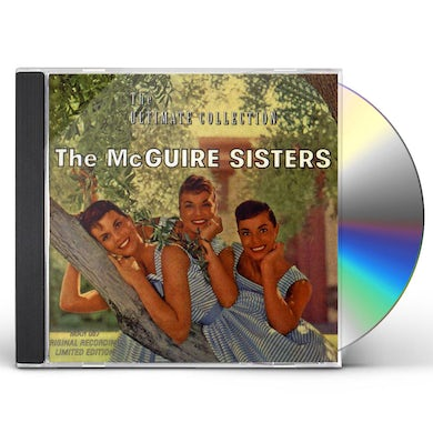 Mcguire Sisters ULTIMATE COLLECTION 29 CUTS CD