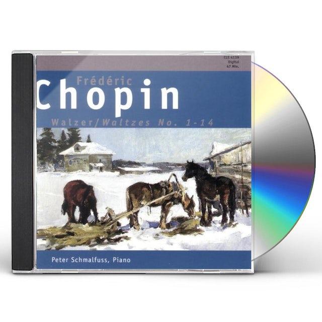 Chopin VALSES 1-14 CD