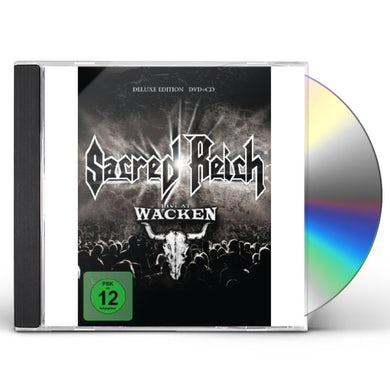 Sacred Reich LIVE AT WACKEN OPEN AIR CD