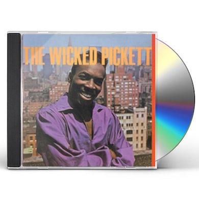 Wilson Pickett WICKED PICKETT CD