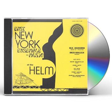 AT THE HELM - EAST NEW YORK ENSEMBLE DE MUSIC CD