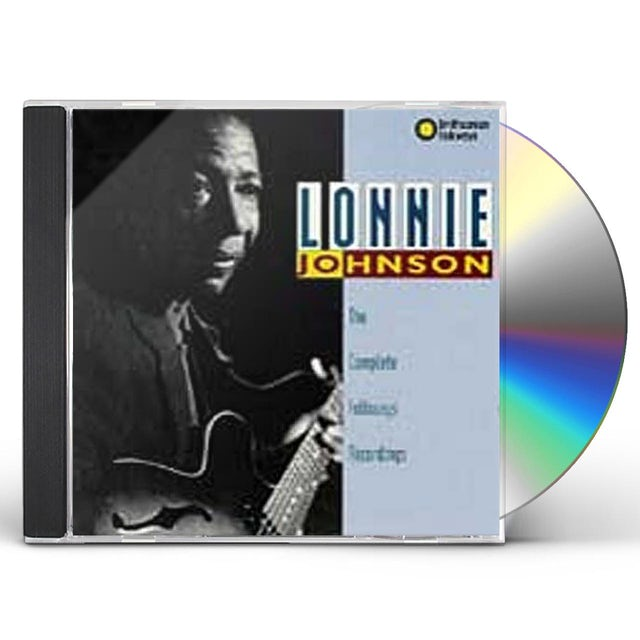 Lonnie Johnson FOLKWAYS YEARS CD