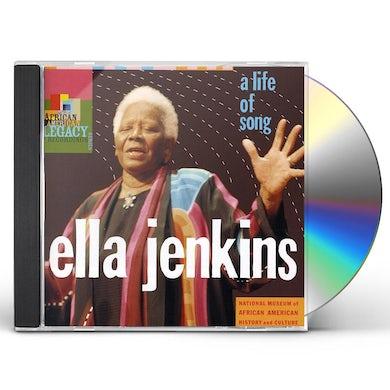 Ella Jenkins LIFE OF SONG CD