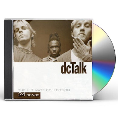 dc Talk ULTIMATE COLLECTION CD