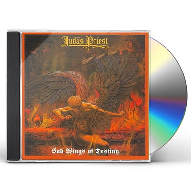 Judas Priest SAD WINGS OF DESTINY CD