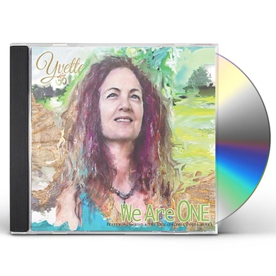 Yvette WE ARE ONE CD
