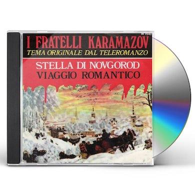 Piero Piccioni I FRATELLI KARAMAZOV / Original Soundtrack CD