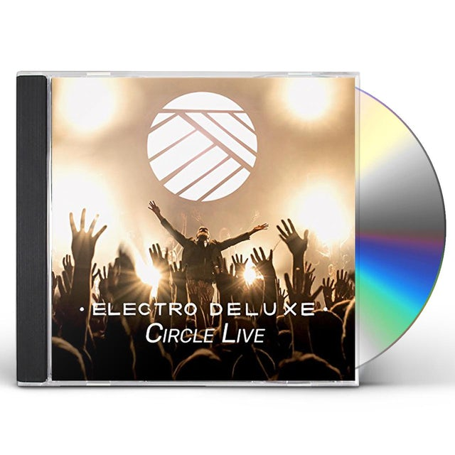 Electro Deluxe CIRCLE LIVE CD