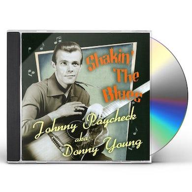 Johnny Paycheck SHAKIN' THE BLUES CD