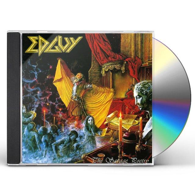 Edguy SAVAGE POETRY CD