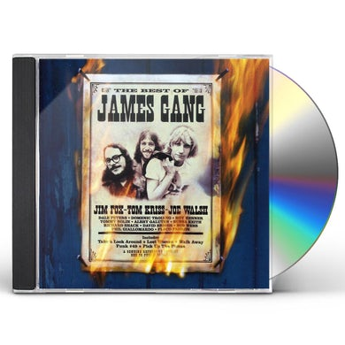 James Gang BEST OF CD