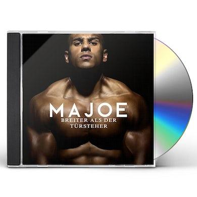 Majoe BREITER ALS DER TUERSTEHER CD