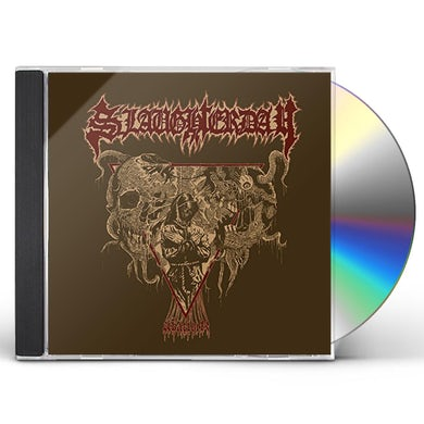 Slaughterday ABATTOIR CD