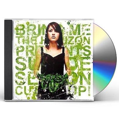 Bring Me The Horizon SUICIDE SEASON CUT UP CD
