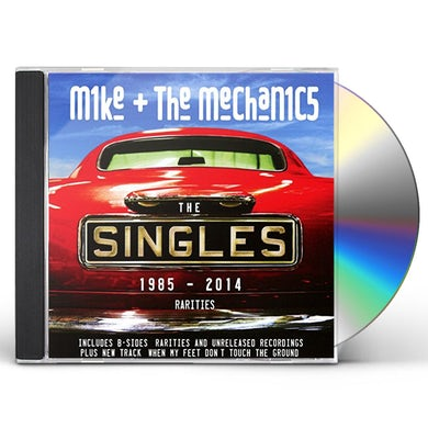 Mike + The Mechanics SINGLES 1985-2014 + RARITIES CD