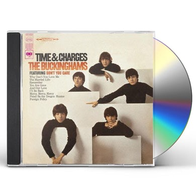 Buckinghams TIME & CHARGES CD