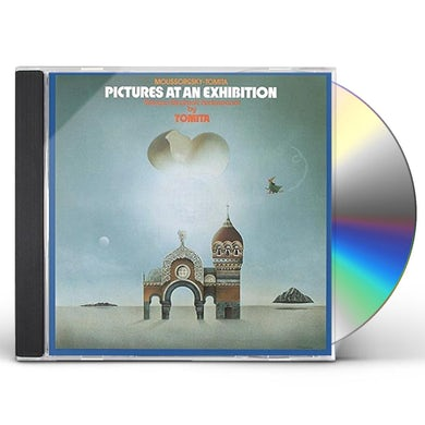 Isao Tomita PICTURES AT AN EXHIBITION CD