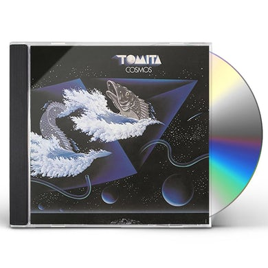 Isao Tomita COSMOS CD