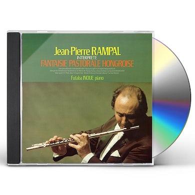 Jean-Pierre Rampal FLUTE FAVORITES CD