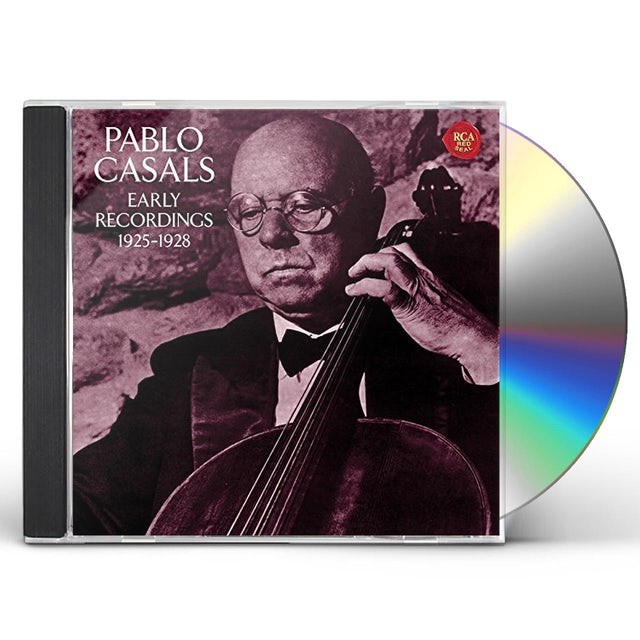 ART OF PABLO CASALS CD