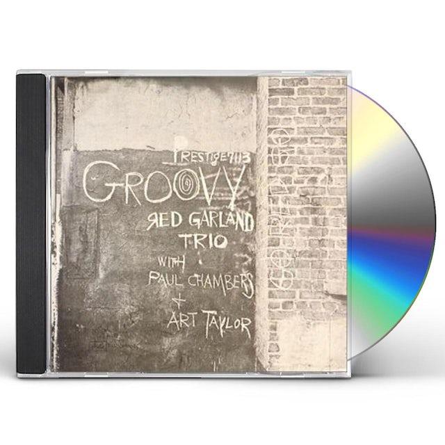 Red Garland GROOVIE CD