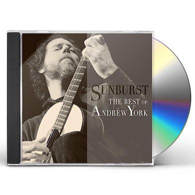 SUNBURST: BEST OF ANDREW YORK CD