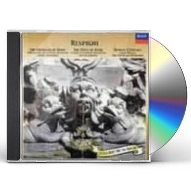 RESPIGHI: FOUNTAIN OF ROME CD