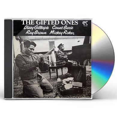 Dizzy Gillespie GIFTED ONES CD