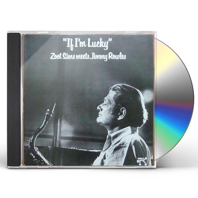 Zoot Sims IF I'M LUCKY CD