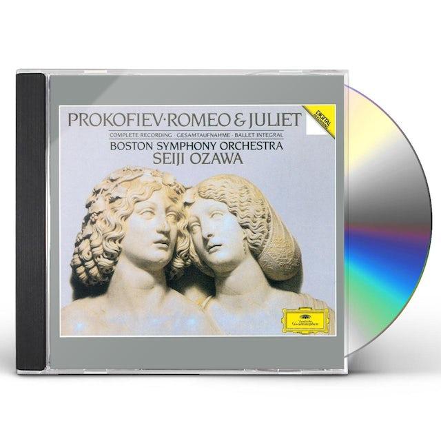 Seiji Ozawa PROKOFIEV: ROMEO & JULIET CD