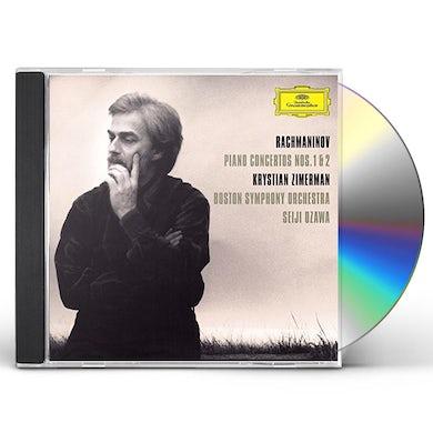 Rachmaninov / Krystian Zimerman RACHMANINOV: PIANO CONCERTOS 1 CD