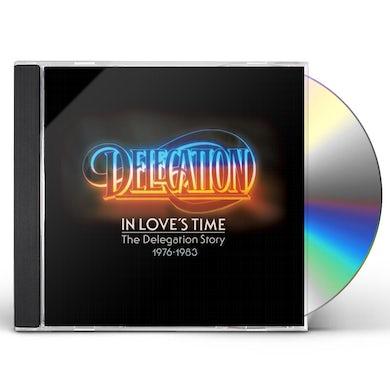 IN LOVES TIME: DELEGATION STORY 1976-1983 CD