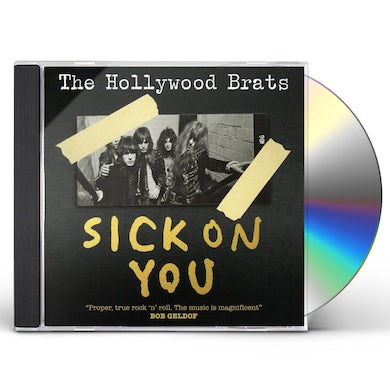 SICK ON YOU: THE ALBUM / BRATS MISCELLANY CD